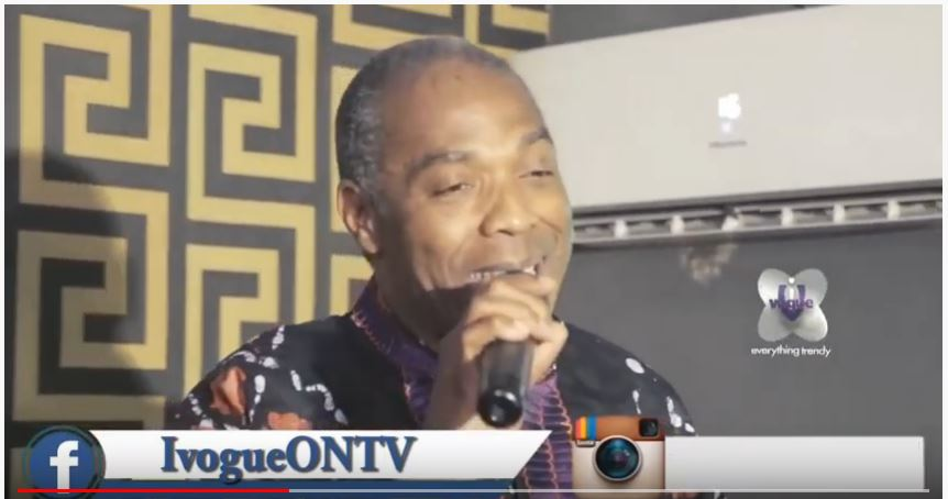Ivogue ONTV Celebrates Birthday with Femi Kuti, Son of Nigeria Music legend