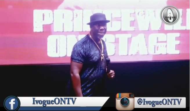 Godons Yab Entire Stage At Princewill On Stage Concert, Only On Ivogue Ontv